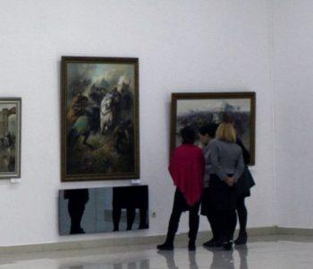 Выставка картин лучших казахстанских художников в Астане