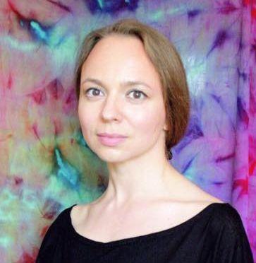 Мастер-класс Анны Пронской