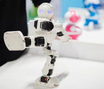 Выставка роботов в ТРЦ «Аружан»