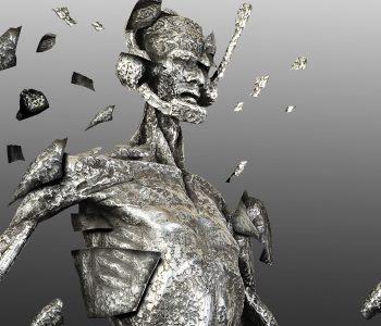 Выставка «Еркин Мергенов. Чувствовать время»