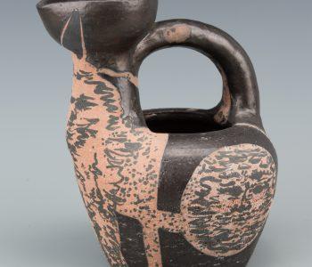 Пабло Пикассо. Селестина и керамика из Валлориса